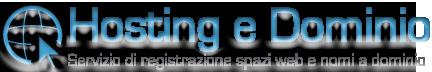 logo di Hosting e Dominio